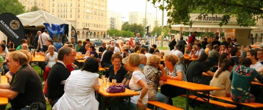 Biermeile Berlin 2011